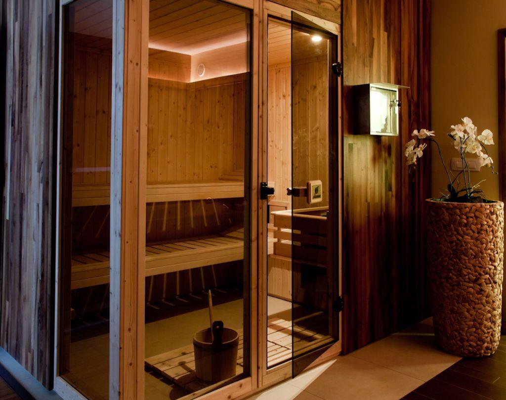 Sauna in centre of Ljubljana