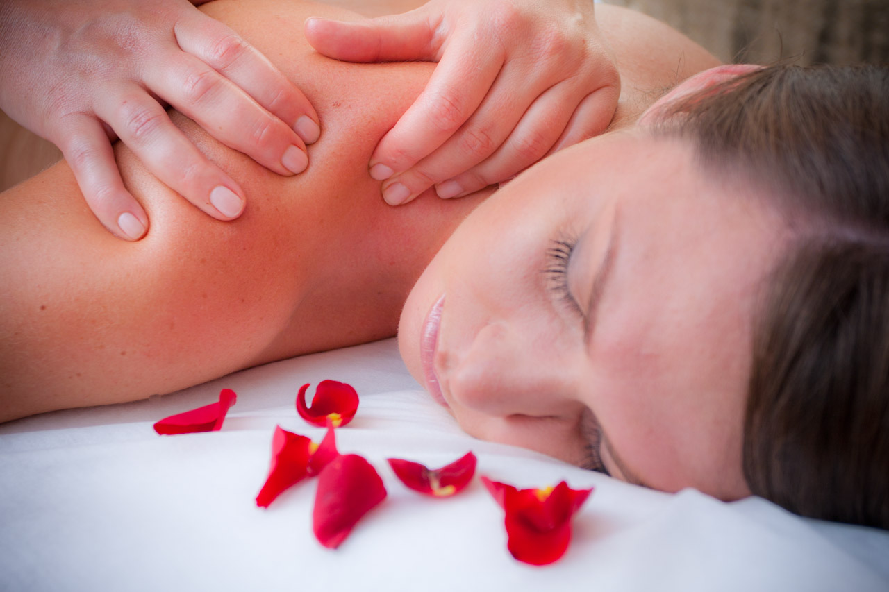 Classical body massage